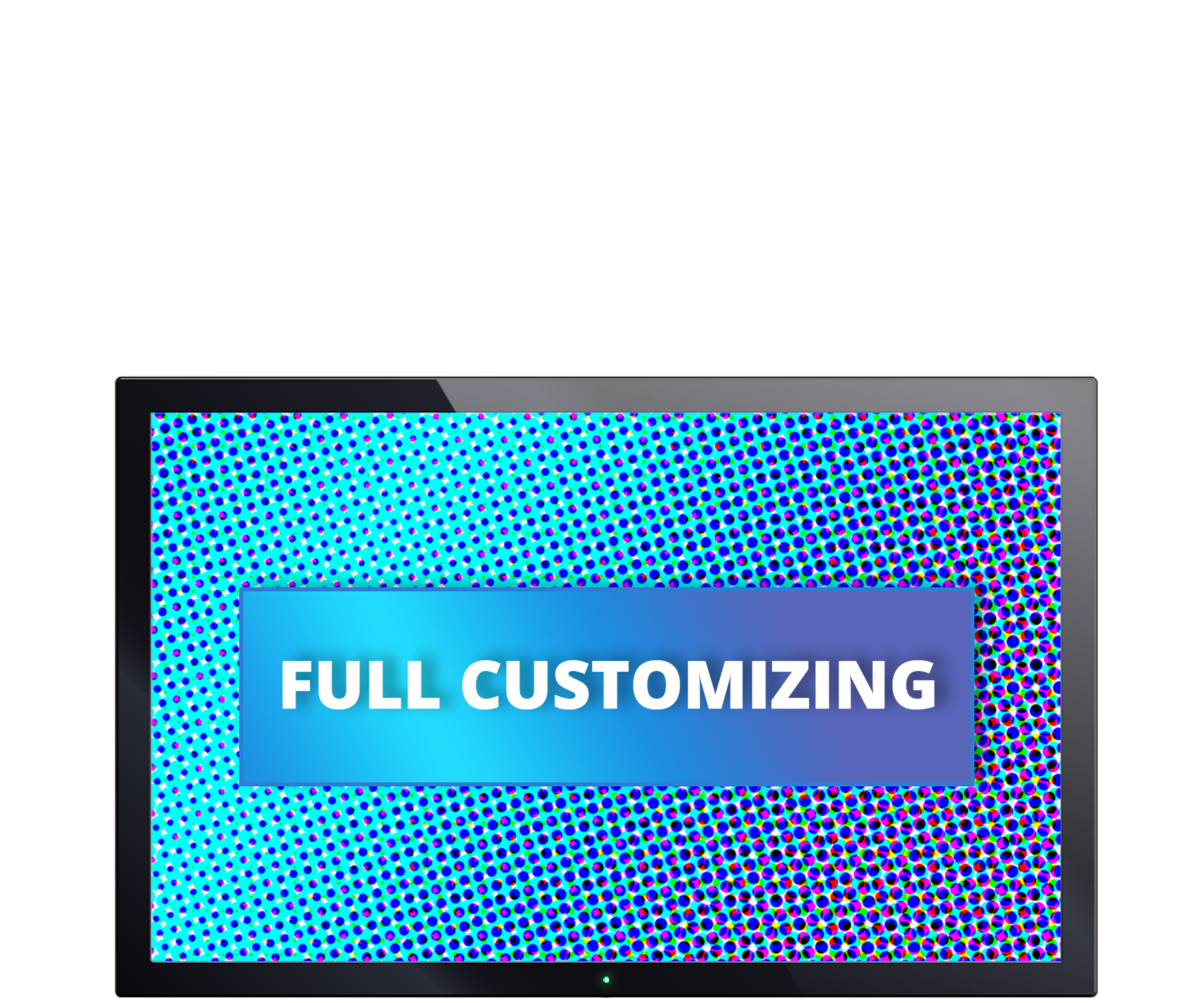 Graphics: LCD Full Customizing