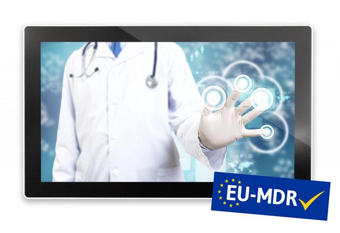 Canvys 15.6 inch Fulls-HD LCD-Monitor